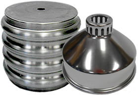 Precision Metal Spinning Services